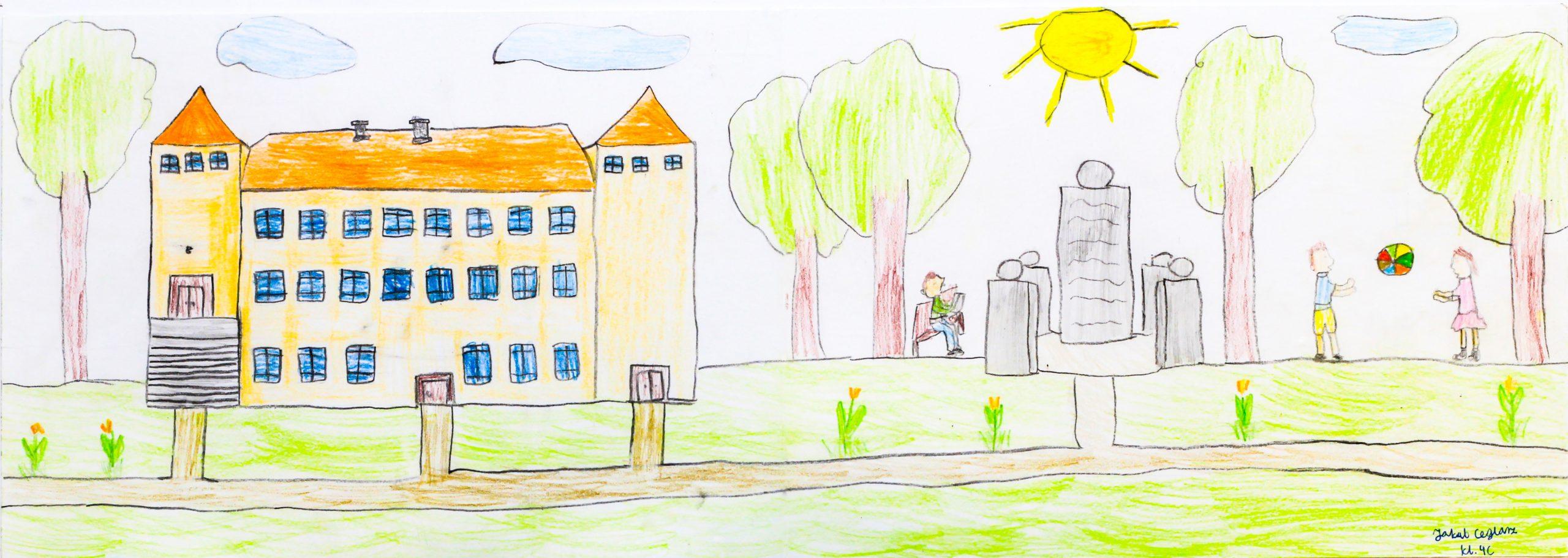 Szkoła Podstawowa im. Bohaterów Westerplatte w Chobieni